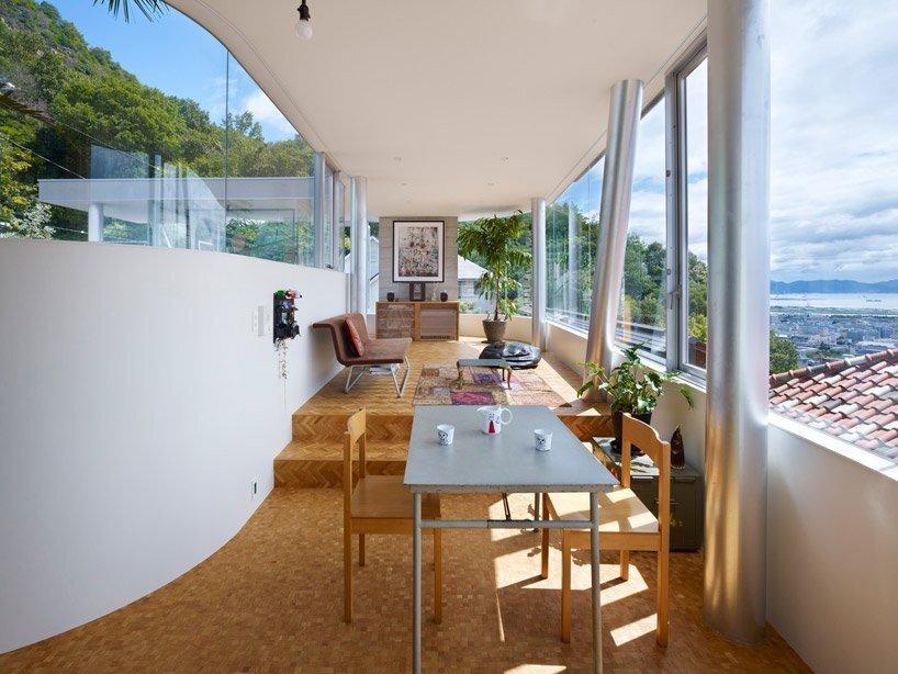 The Toda House - Tiny House - Kimihiko Okada - Japan - Dining Table - Humble Homes