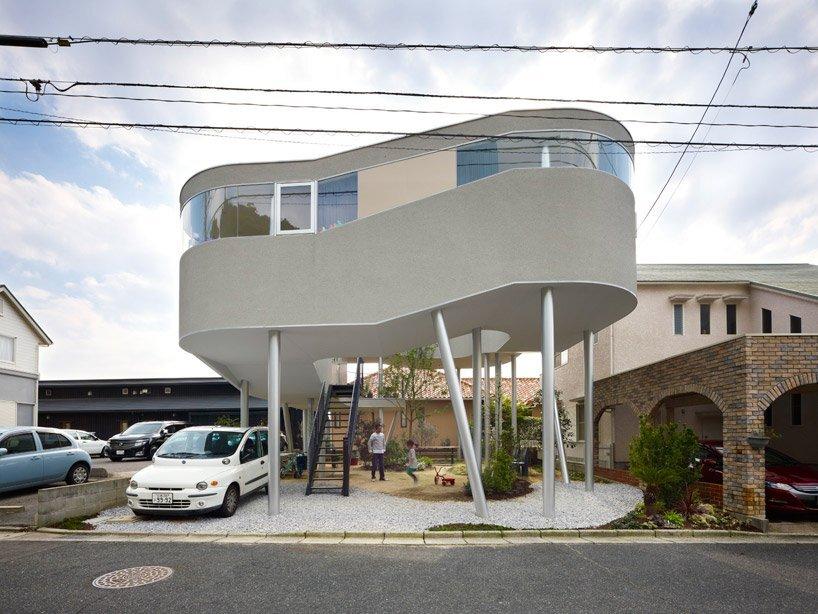 The Toda House - Tiny House - Kimihiko Okada - Japan - Exterior - Humble Homes