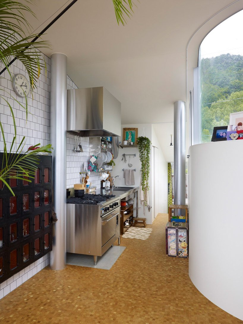 The Toda House - Tiny House - Kimihiko Okada - Japan - Kitchen - Humble Homes