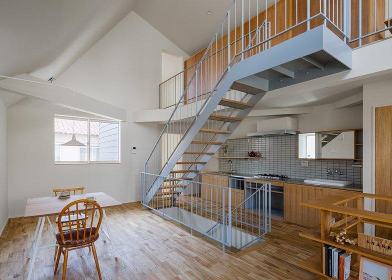 Multi-Generational House - SNARK - OUVI - Tourimachi - Kitchen & Dining - Humble Homes