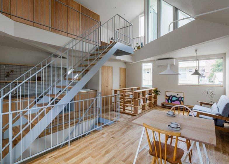 Multi-Generational House - SNARK - OUVI - Tourimachi - Living Space - Humble Homes