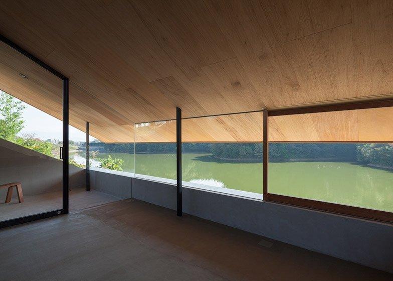 House in Hibaru - Suppose Design Office - Fukuoka Japan - Water from Windows - Humble Homes