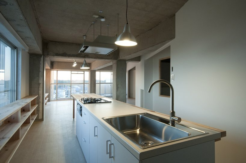 Kurosawa Kawaraten - Japanese Apartment - Apartment for TK - Japan - Kitchen - Humble Homes