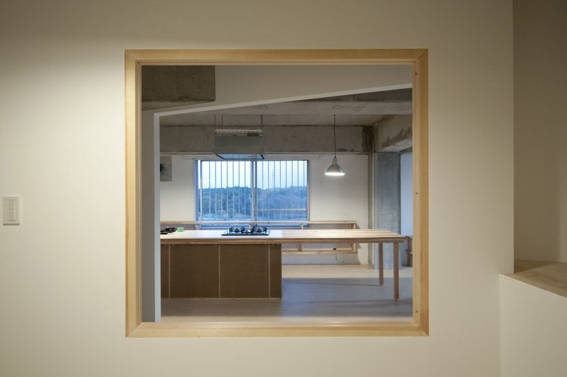 Kurosawa Kawaraten - Japanese Apartment - Apartment for TK - Japan - Wall Window - Humble Homes