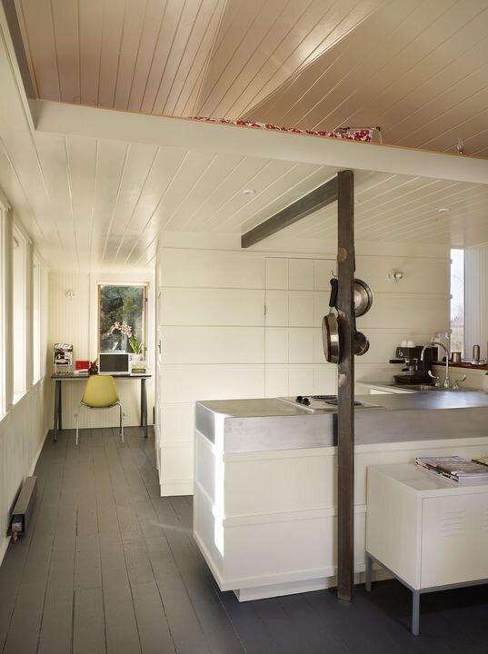 Garage Transformation   Garage Studio   SHED Architecture And Design    Seattle   Kitchen   Humble