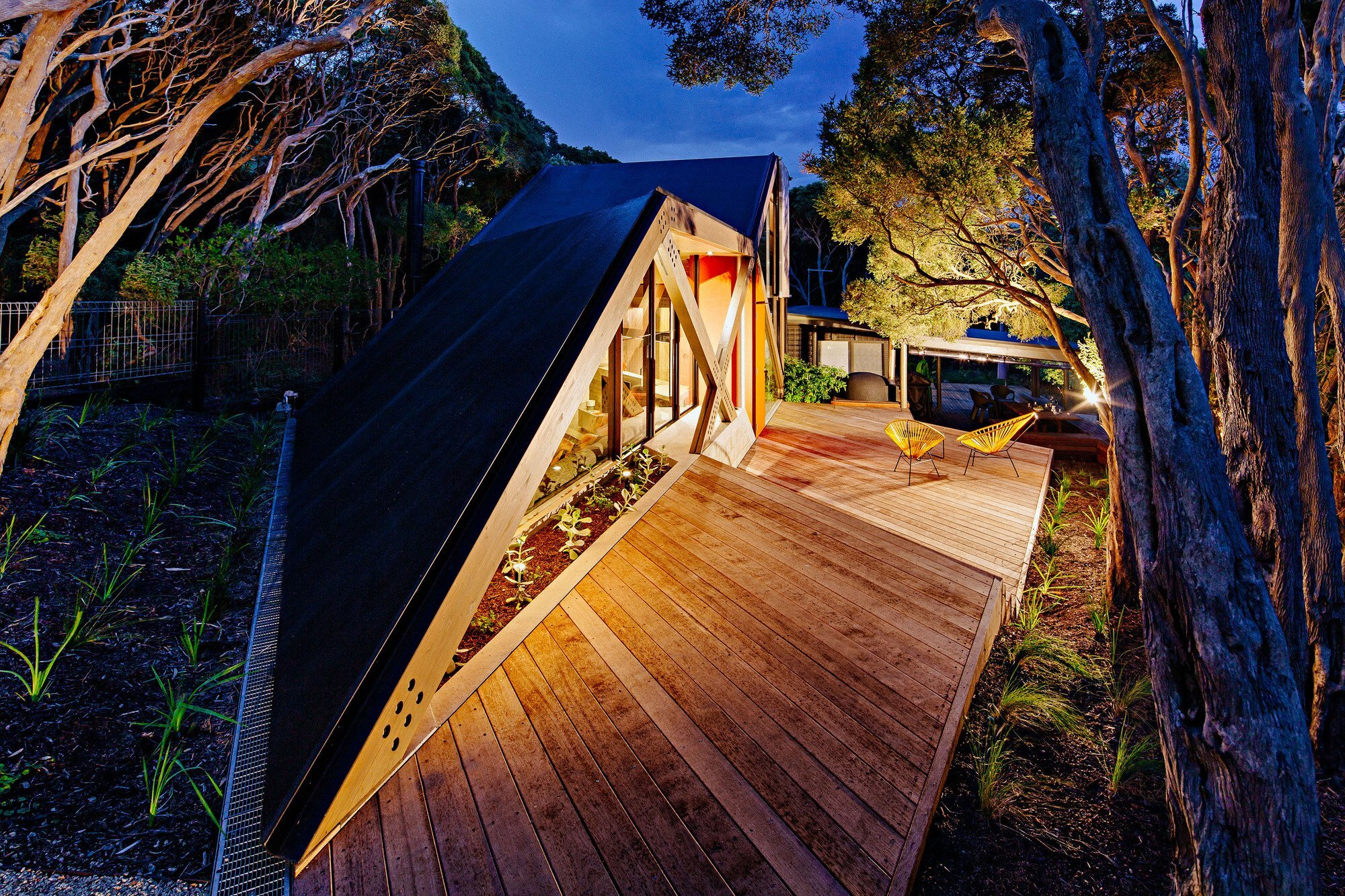 Cabin 2 - Small House - Maddison Architects - Australia - Exterior - Humble Homes