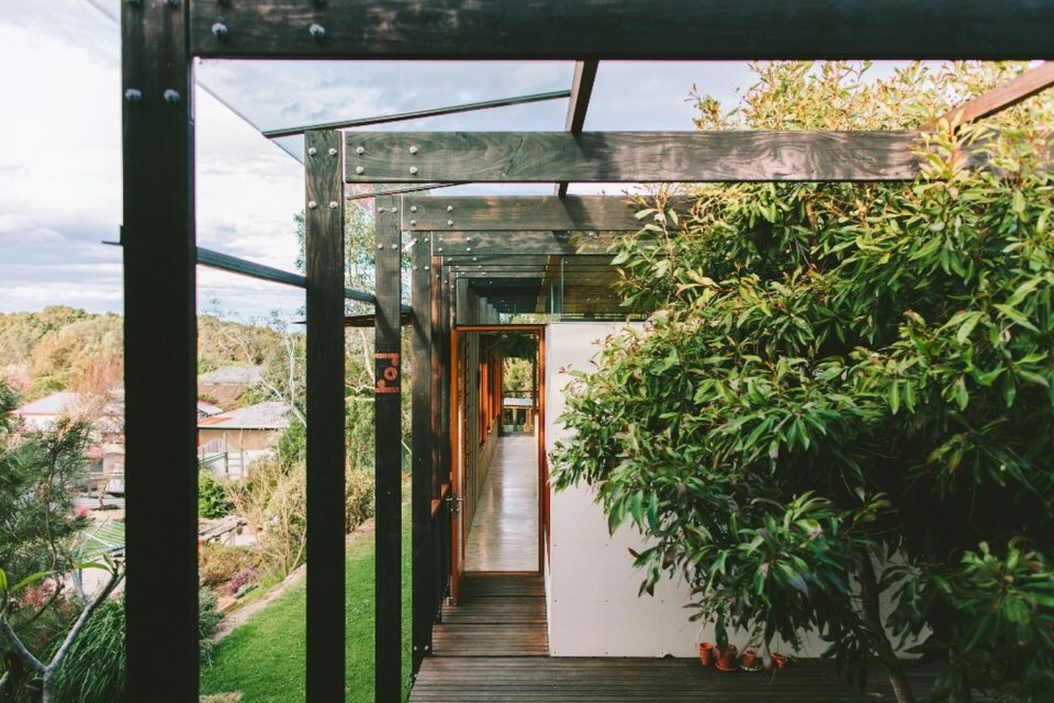 The Pod - Small House - Takt Studio for Architecture - Australia - Entry - Humble Homes