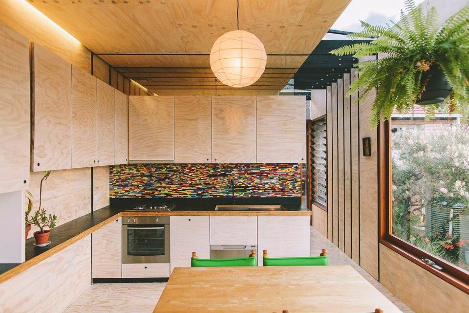 The Pod - Small House - Takt Studio for Architecture - Australia - Kitchen - Humble Homes