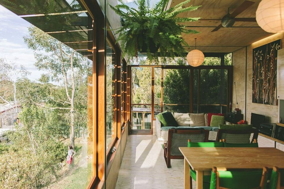 The Pod - Small House - Takt Studio for Architecture - Australia - Living Area - Humble Homes