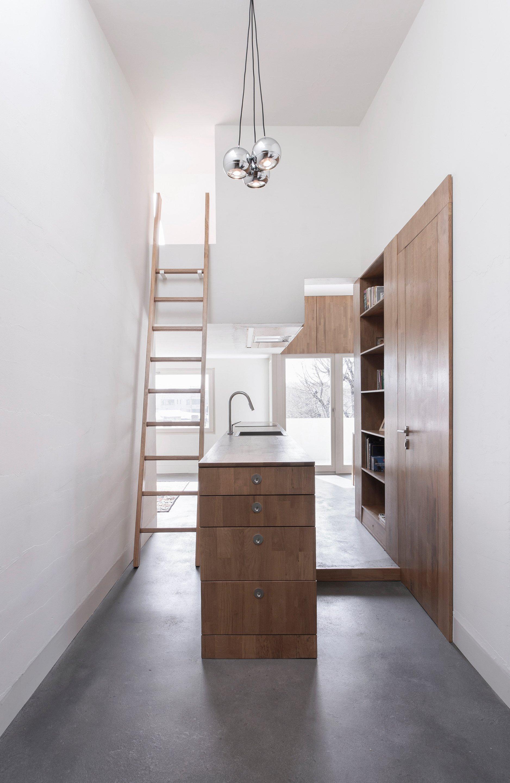 Under the Attic - ahaa - Romania - Kitchen 2 - Humble Homes