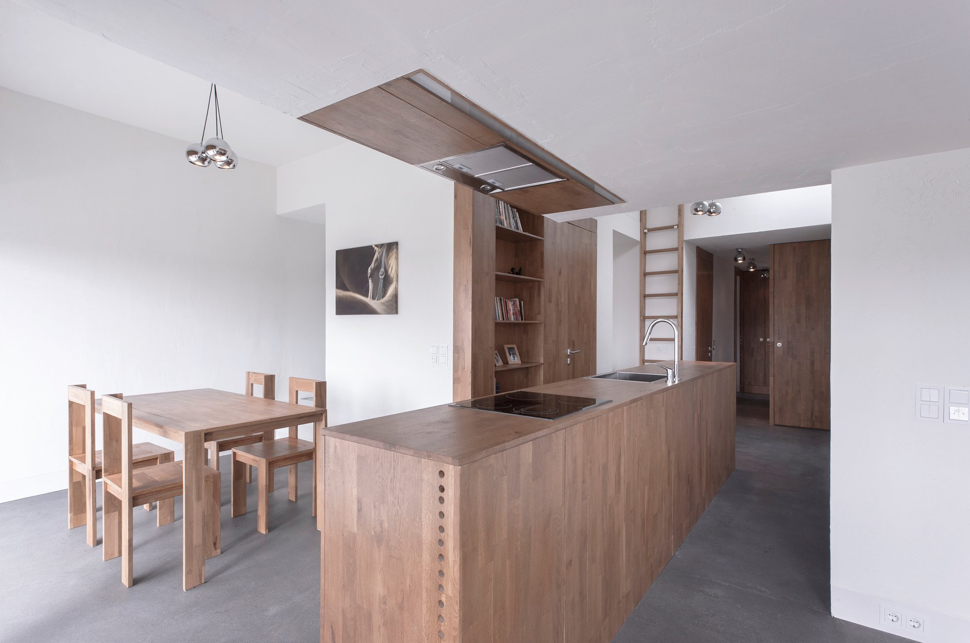 Under the Attic - ahaa - Romania - Kitchen and Dining - Humble Homes