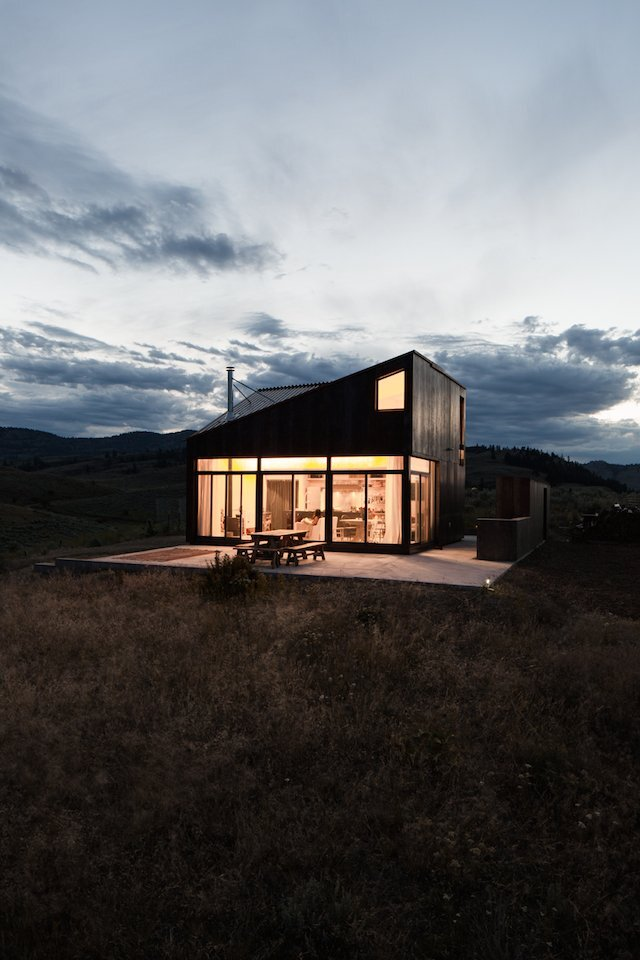 The Sky House - Small Cabin - Jesse Garlick - Vancouver - Exterior - Humble Homes