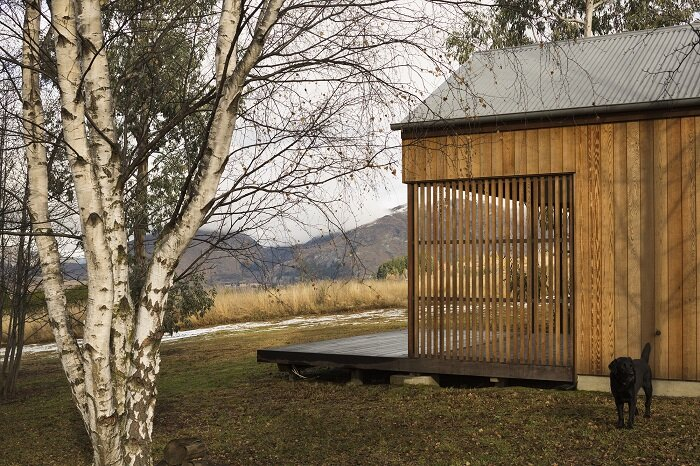 Wakatipu Guest House - Team Green Architects - New Zealand - Exterior 2 - Humble Homes