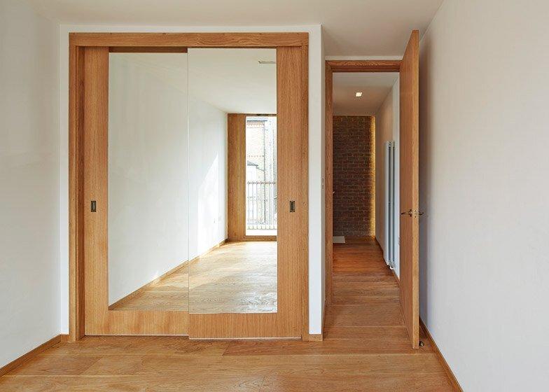 Haringey Brick House - Satish Jassal Architects - London - Bedroom - Humble Homes
