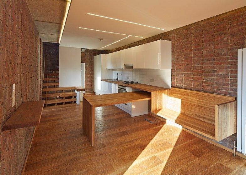 Haringey Brick House - Satish Jassal Architects - London - Living Area 2 - Humble Homes