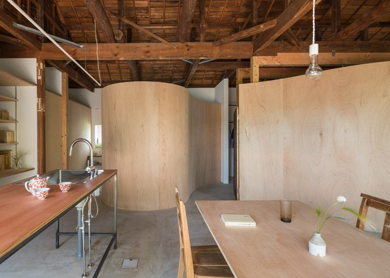 House in Kamisawa - Tato Architects - Japan - Partitions - Humble Homes