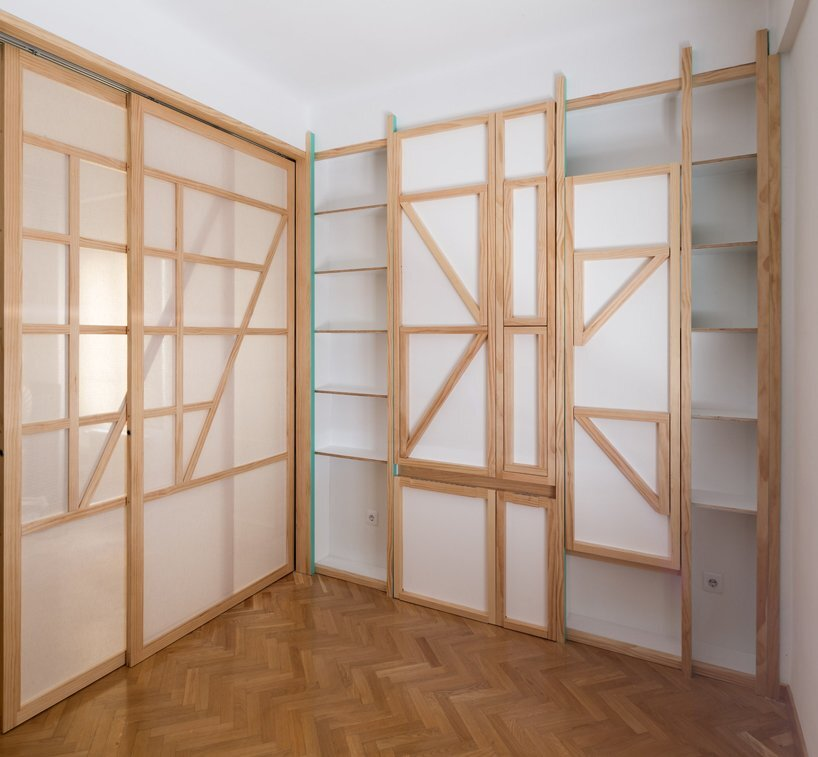 Susaloon - Tiny Apartment - Elii Architecture - Madrid - Folded Away - Humble Homes