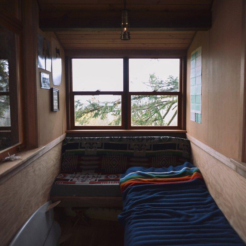 The Cinder Cone -  Foster Huntington - Washington - Bed - Humble Homes