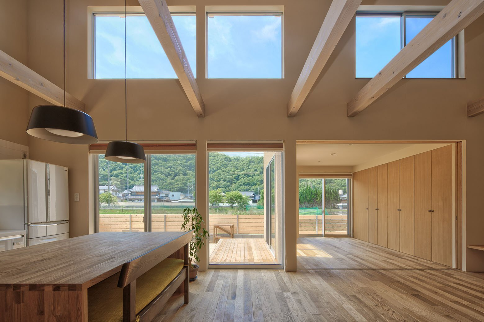 House in Yoshinaga - Tomoyuki Uchida - Japan - Living Areas - Humble Homes