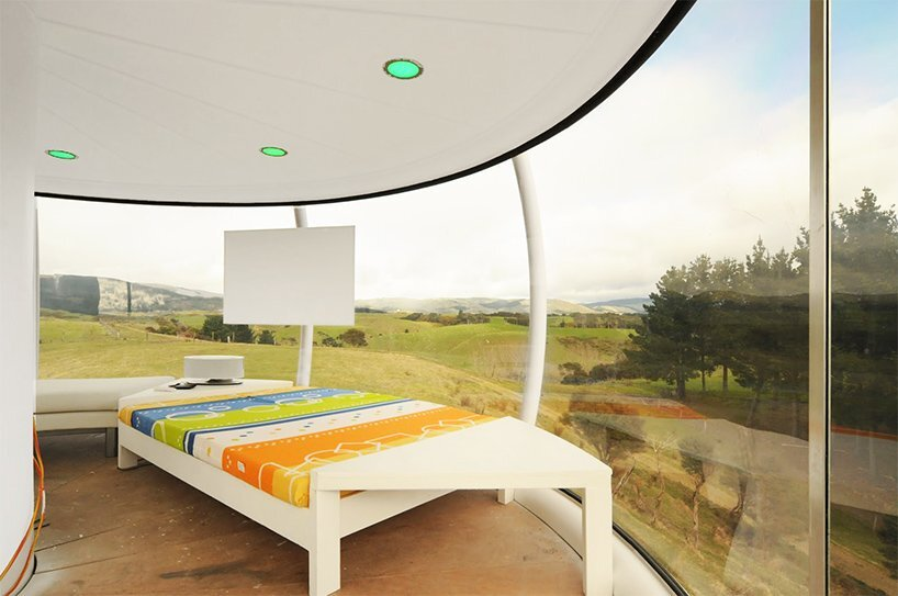 Skysphere - Jono Williams - New Zealand - Day Bed - Humble Homes
