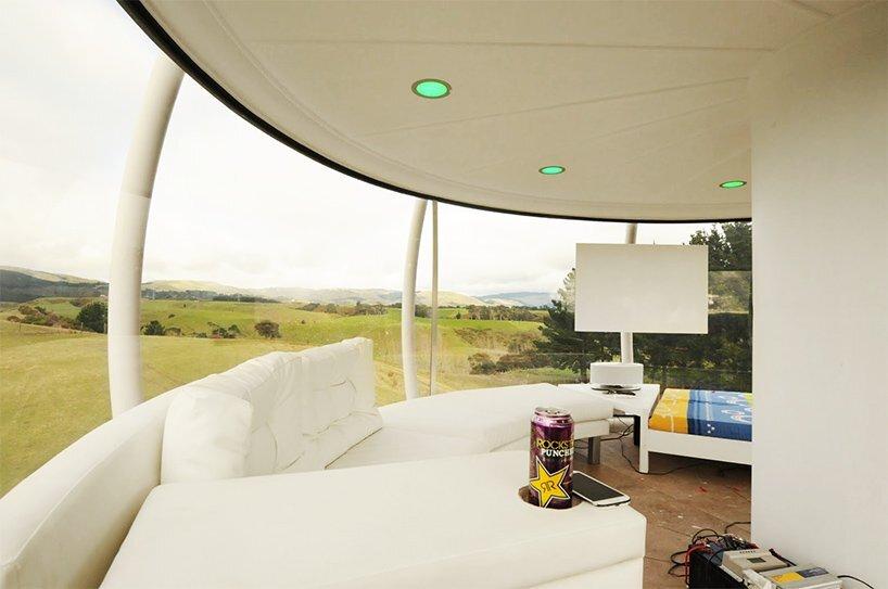 Skysphere - Jono Williams - New Zealand - Panoramic View - Humble Homes