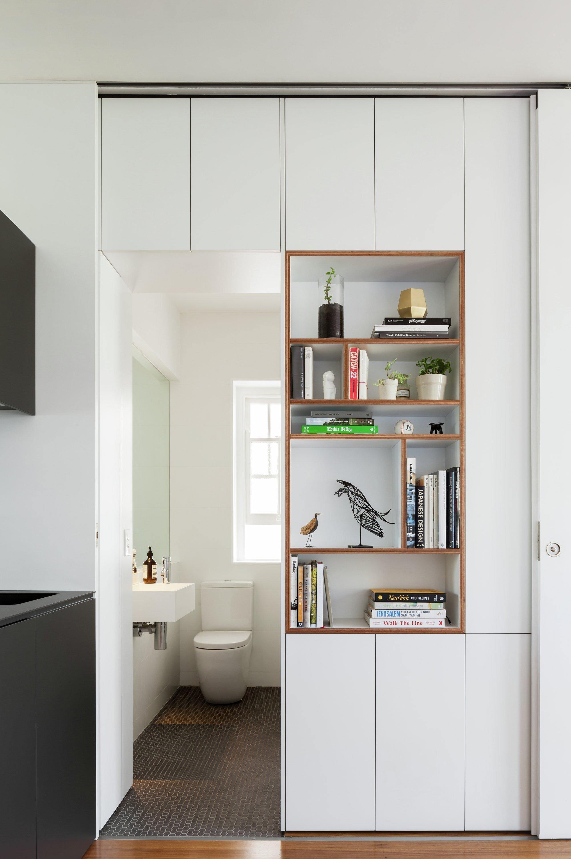 Darlinghurst Apartment - Tiny Apartment - Brad Swartz Architect - Australia - Bathroom - Humble Homes