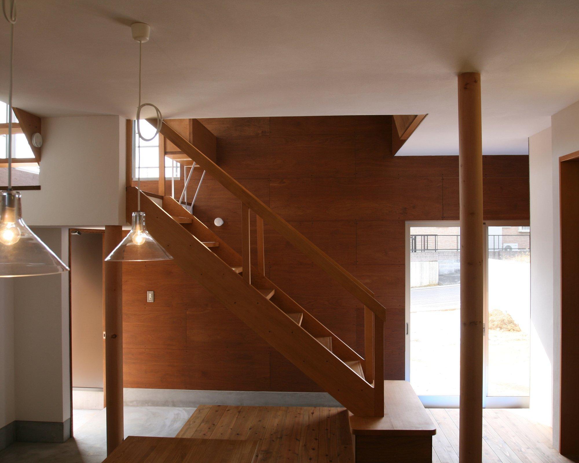 Kamo House - a.un architects - Gifu - Living Area - Humble Homes