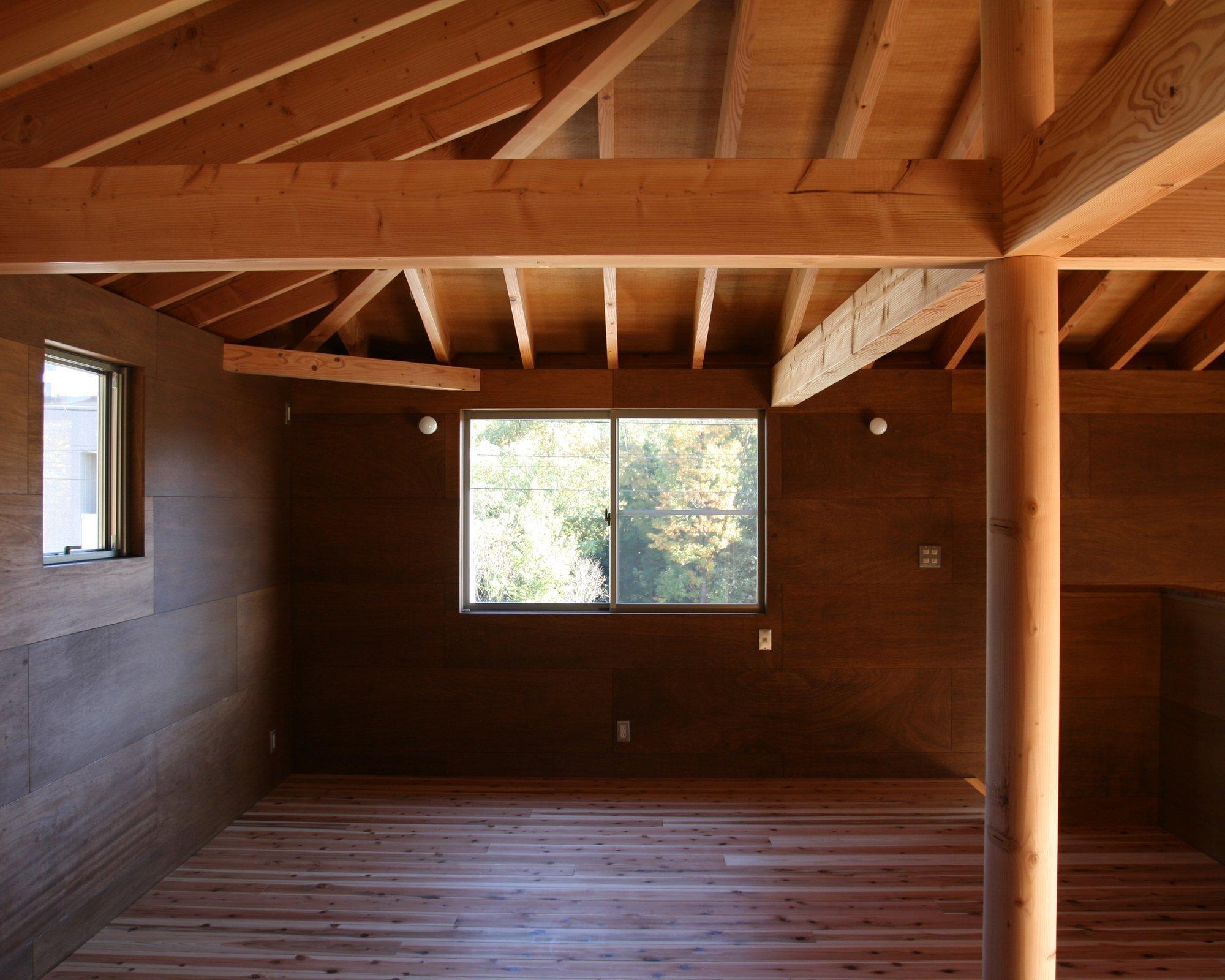 Kamo House - a.un architects - Gifu - Loft - Humble Homes