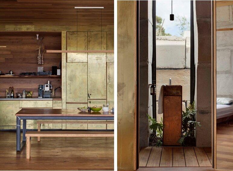 Sawmill House - Archier - Australia - Kitchen - Humble Homes