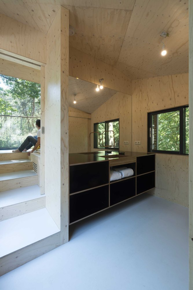 Transformation Forest House - Bloot Architecture - The Netherlands - Bathroom - Humble Homes