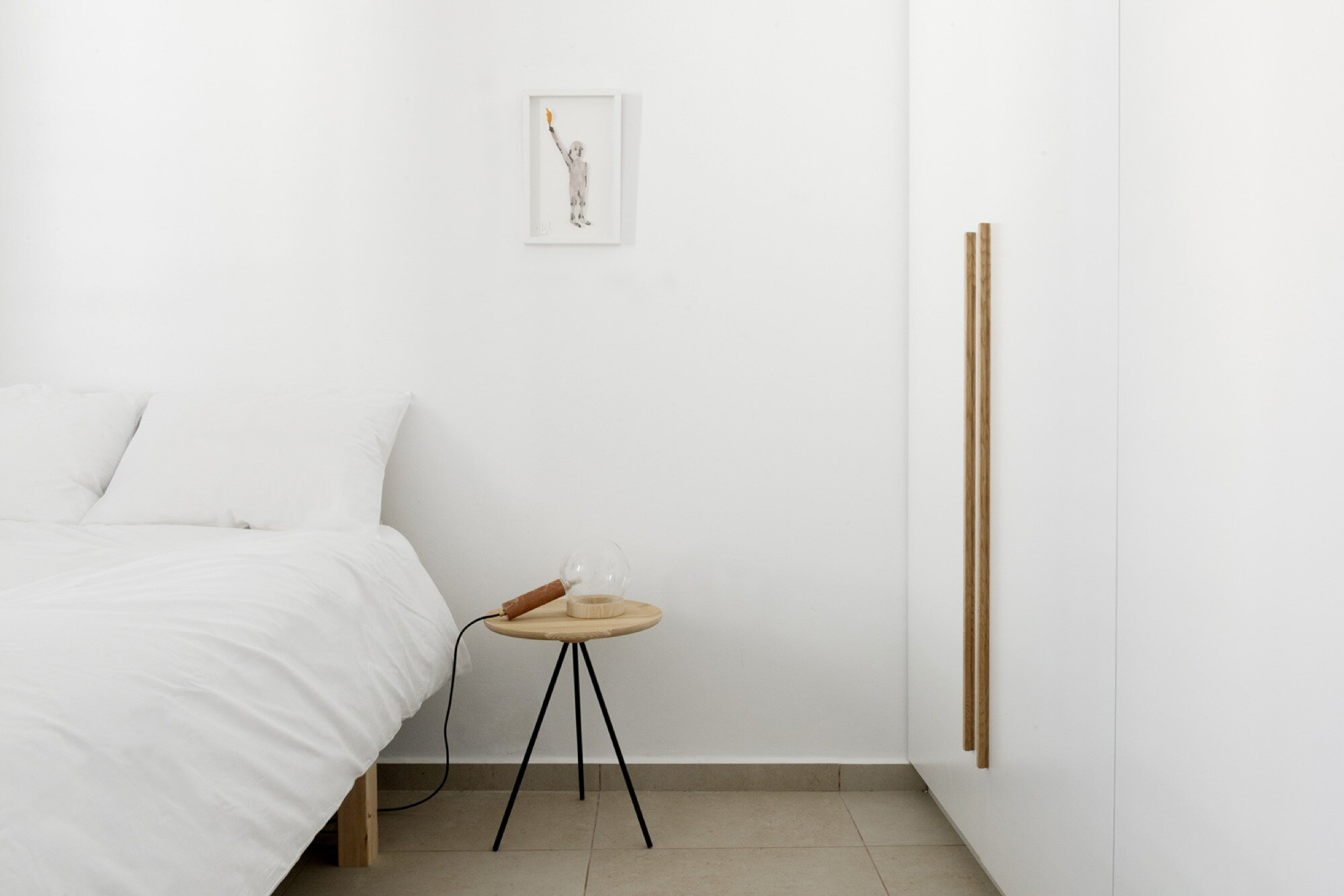 Apartment in Ramat Gan - Itai Palti - Israel - Bedroom - Humble Homes
