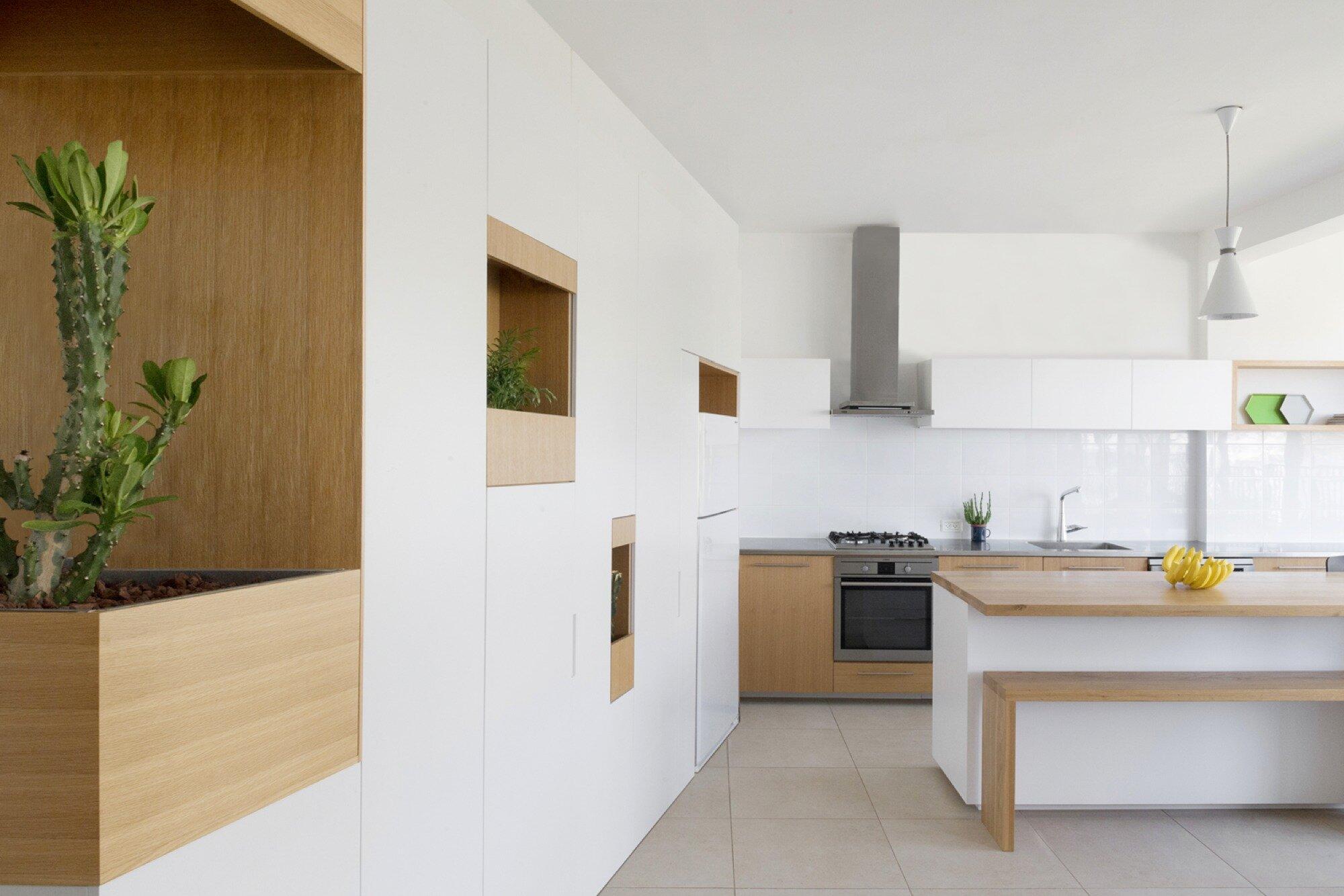 Apartment in Ramat Gan - Itai Palti - Israel - Living Area - Humble Homes