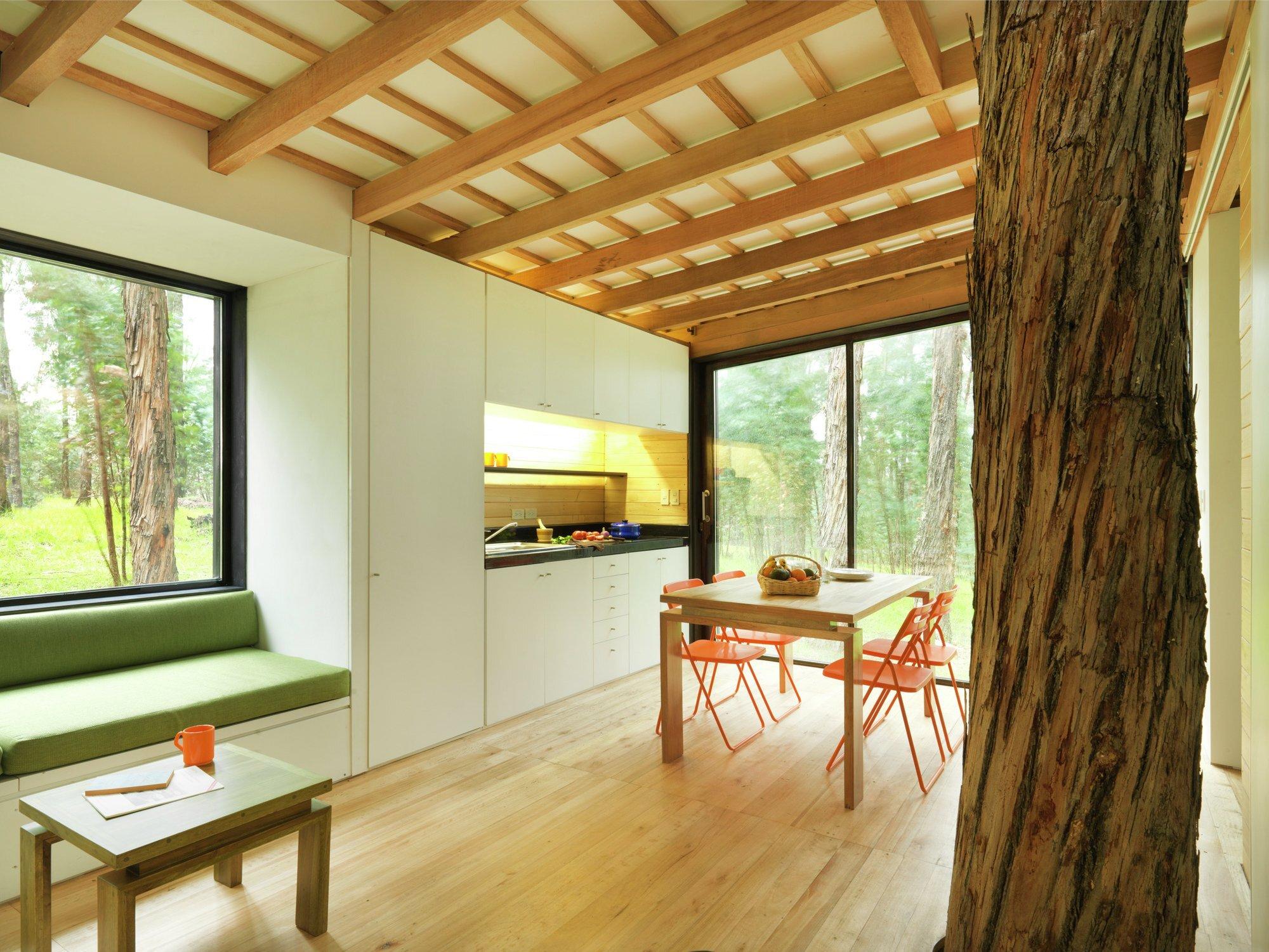 House Prototype - Luis Roldan Velasco + Ángel Hevia Antuña - Ecuador - Kitchen - Humble Homes