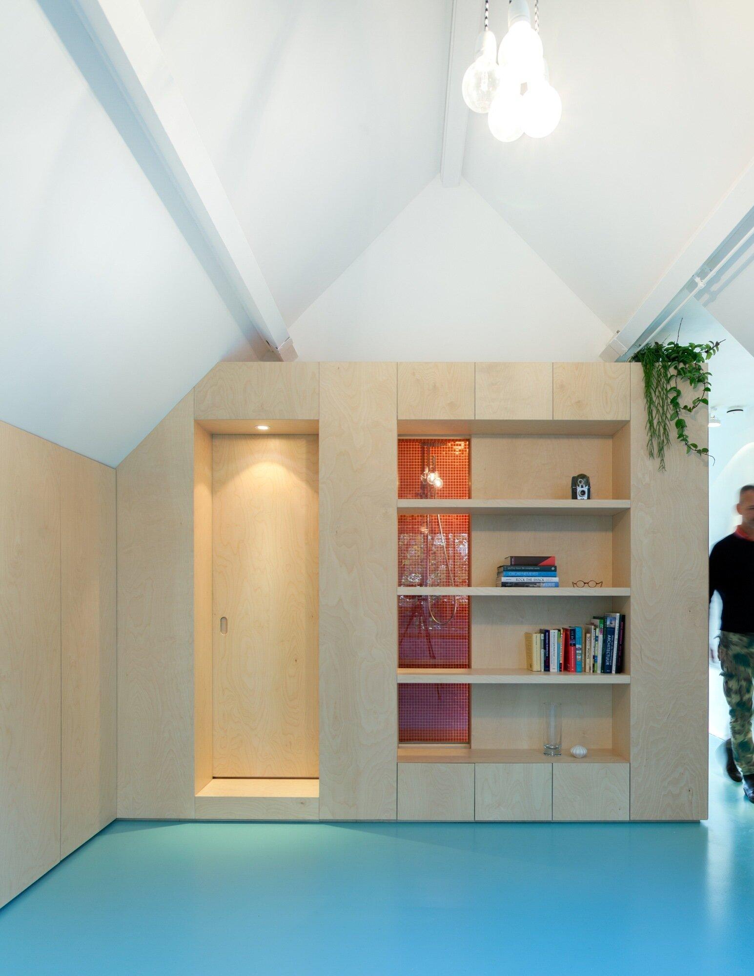 Amsterdam Urban Loft - Bureau Fraai - Amsterdam - Living Room - Humble Homes