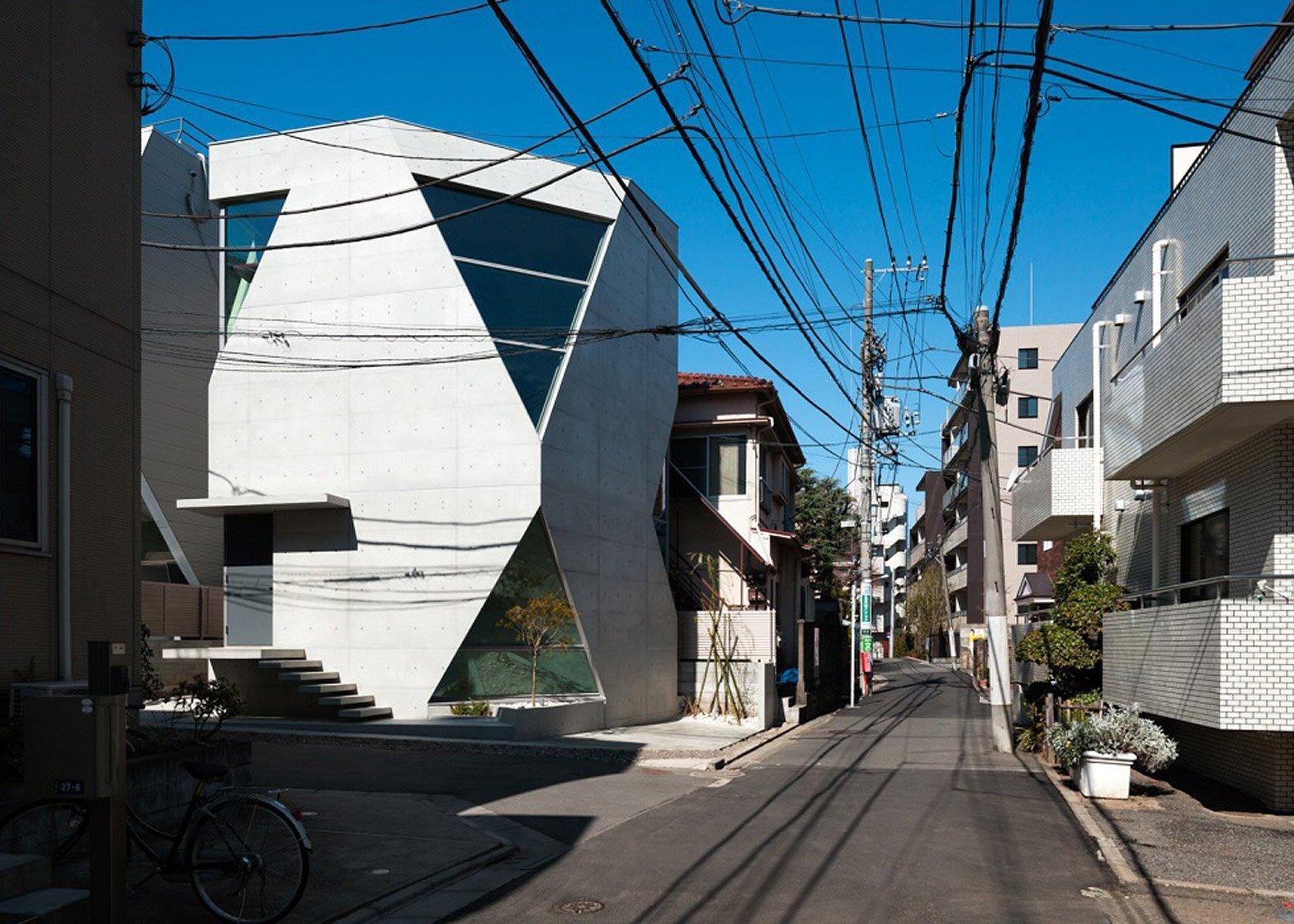 R Torso C - Atelier Tekuto - Tokyo - Exterior - Humble Homes