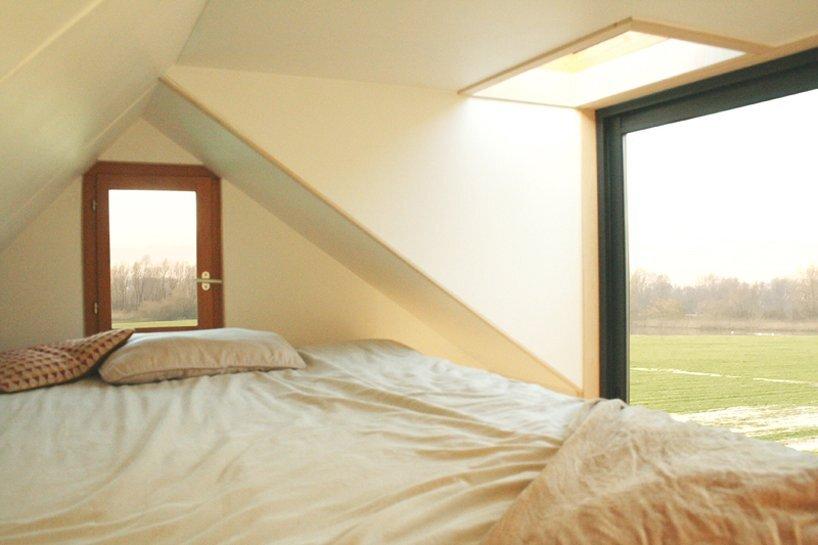 Porta Palace Tiny House - Daniel Venneman - The Netherlands - Loft - Humble Homes