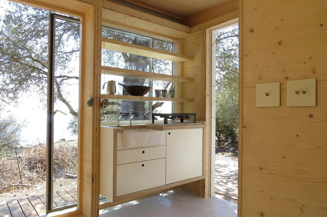 Off Grid Kitchen Design Ideas