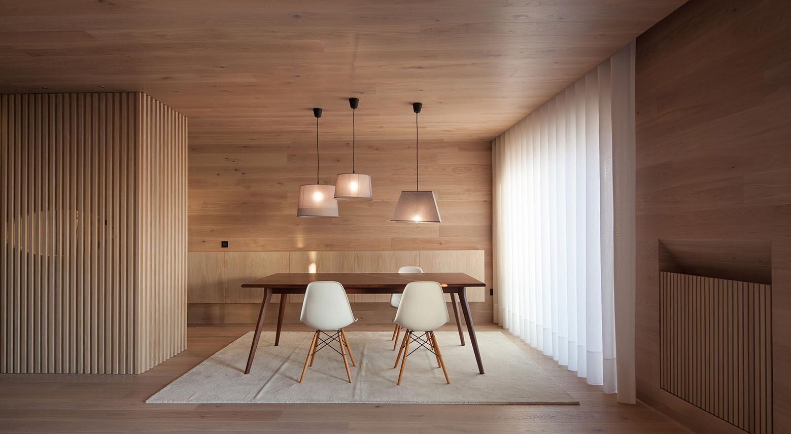 Apartment at Póvoa do Varzim - Pitagoras Group - Portugal - Dining Room - Humble Homes