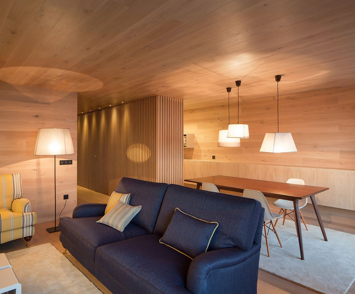 Apartment at Póvoa do Varzim - Pitagoras Group - Portugal - Living Area - Humble Homes