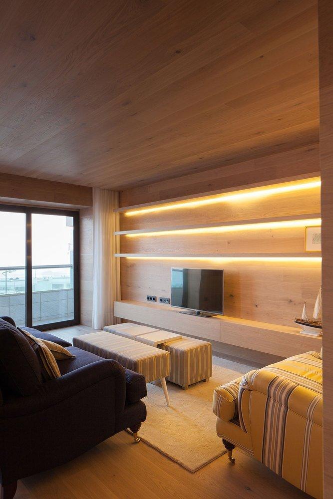 Apartment at Póvoa do Varzim - Pitagoras Group - Portugal - Living Room - Humble Homes