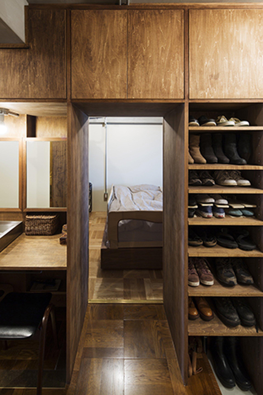 Gakugeidaigaku - Yuichi Yoshida & Associates - Japan - Bedroom - Humble Homes