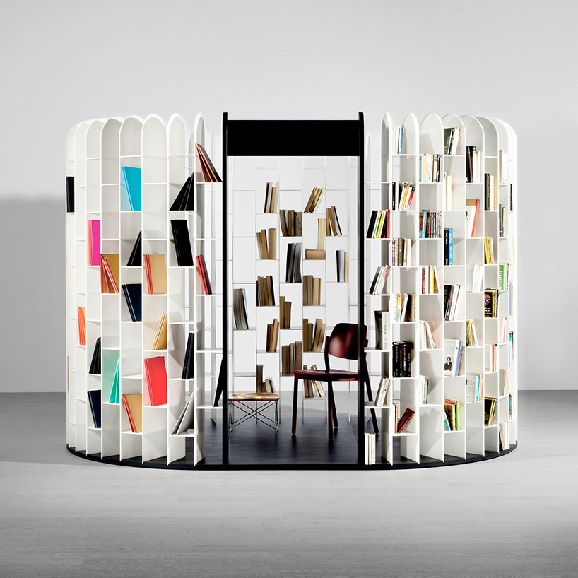Gilles Belley - Smart Furniture - Area - From Outside - Humble Homes