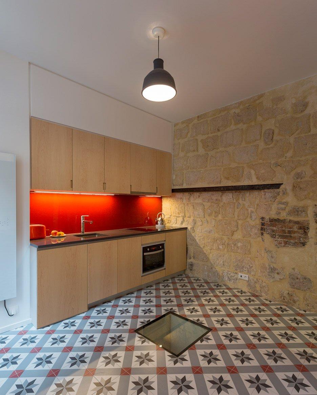 Tiny Apartment - Anne Rolland Architecte - Paris - Kitchen - Humble Homes