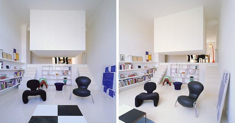 Valentin Apartment - ECDM - Paris - Interior - Humble Homes