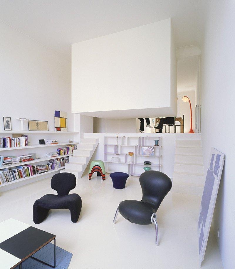 Valentin Apartment - ECDM - Paris - Living Area - Humble Homes