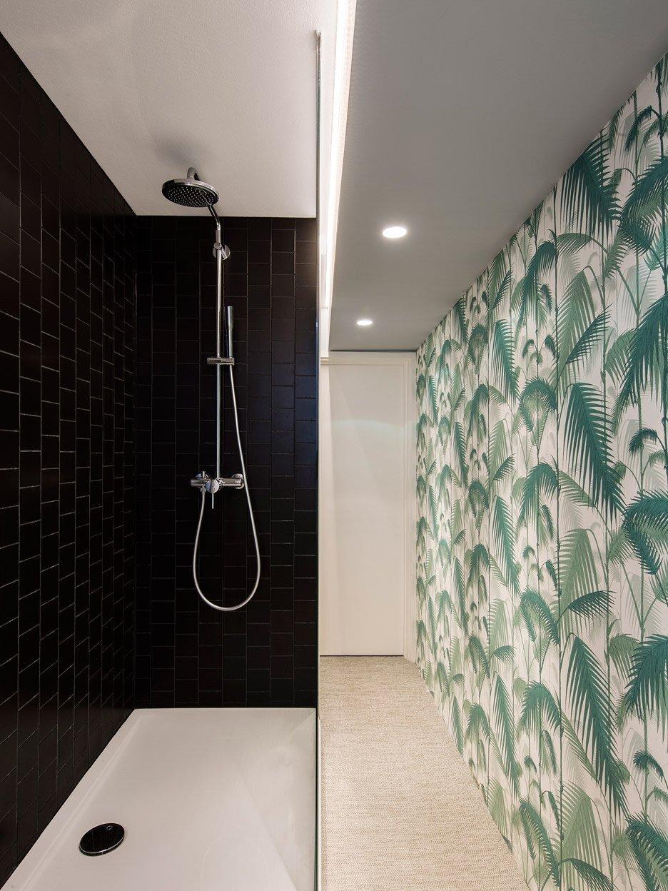 Apartment Filippo - Studio Alexander Fehre - London - Shower - Humble Homes