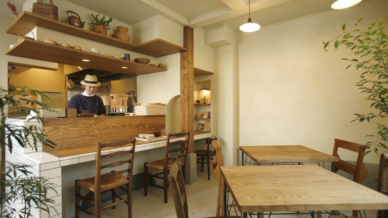 Furuyu Design - Omori Machi - Tokyo - cafe - Humble Homes