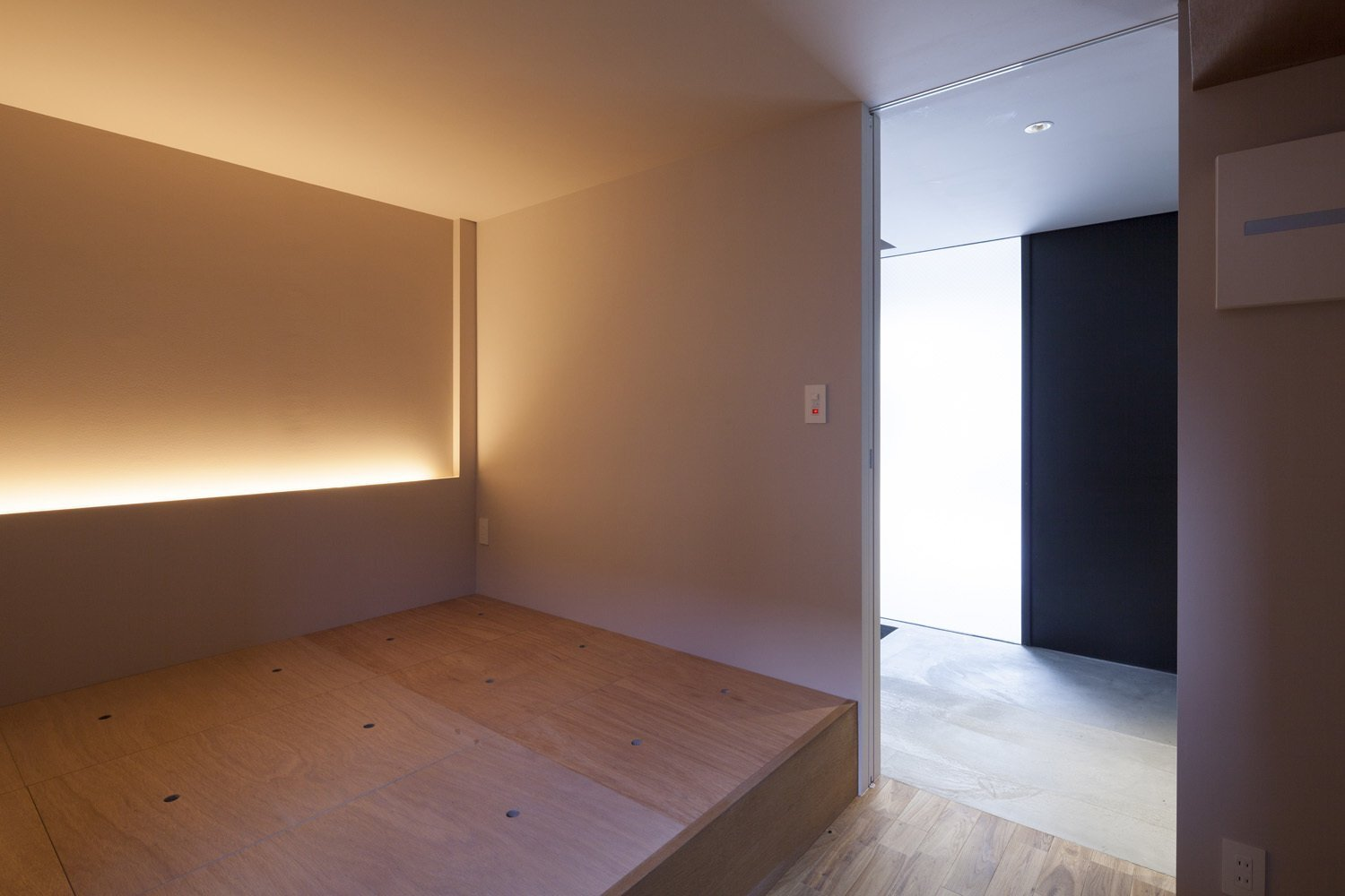 Nest - APOLLO Architects - Japan - Bedroom - Humble Homes
