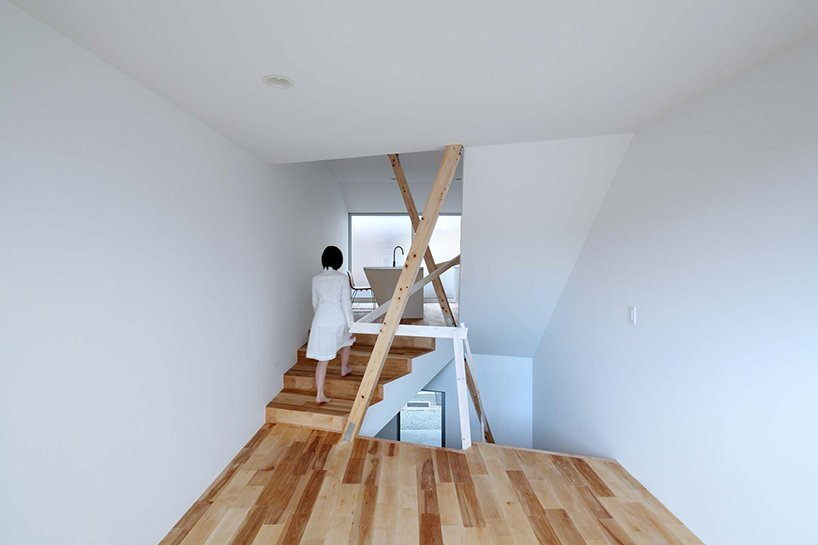 New Kyoto Town House - Alphaville - Japan - Living Area - Humble Homes