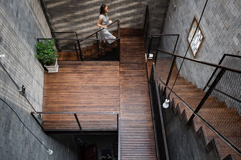 Zen House - A Multi-Storey Home for a Buddhist Family in Vietnam